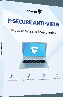 F-Secure Antivirus 2019