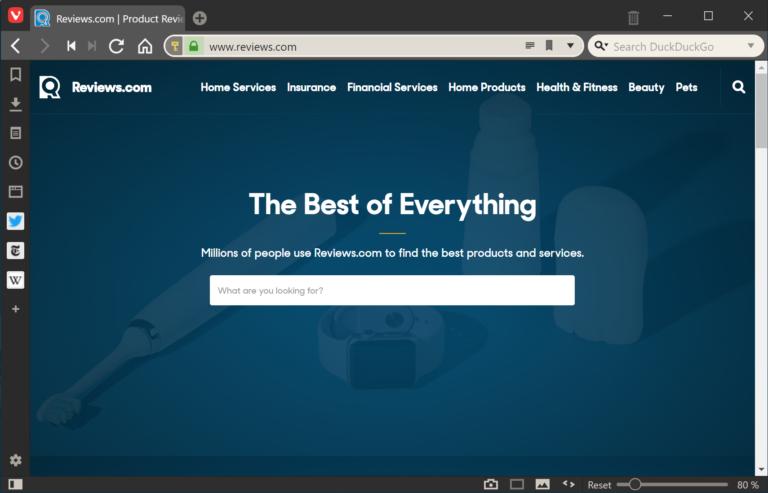 I migliori browser