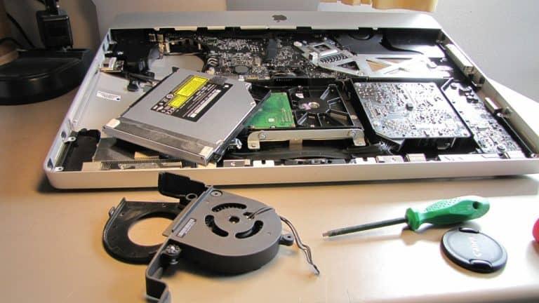 Come raffreddare il portatile