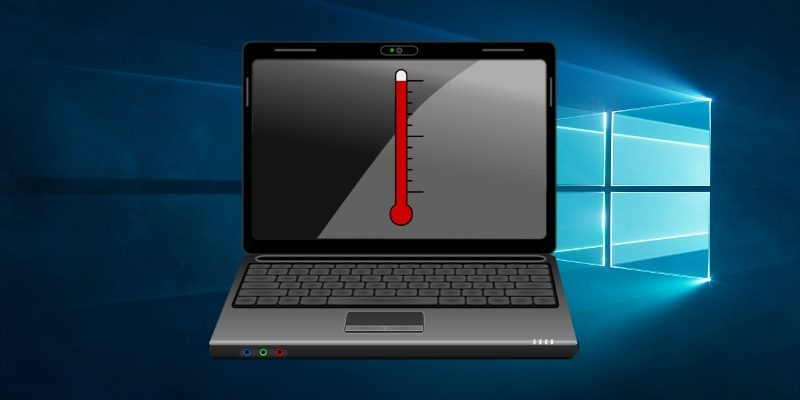 temperatura della CPU del tuo Laptop