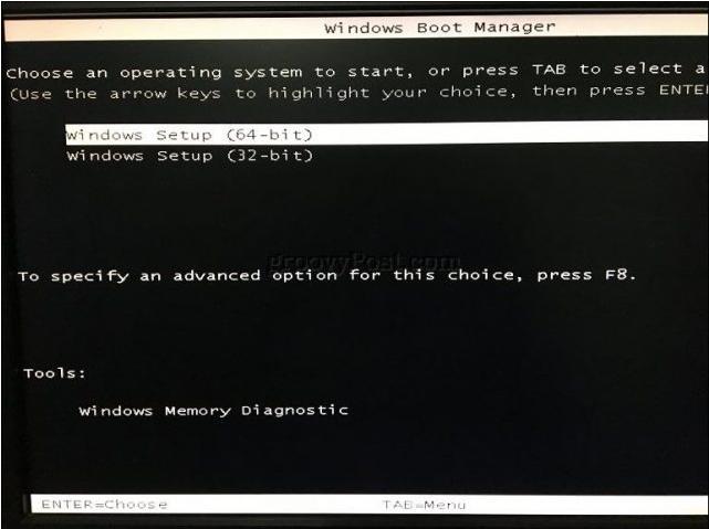 datazione esempio BIOS