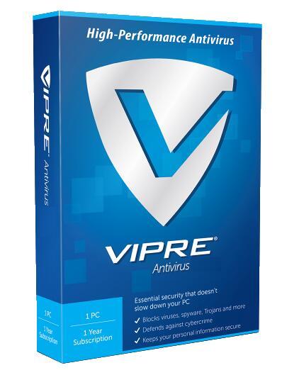 Miglior Antivirus: VIPRE Advanced Security