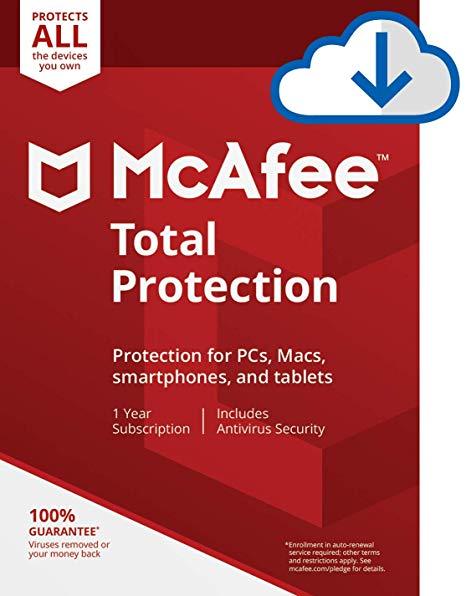 Miglior Antivirus: McAfee