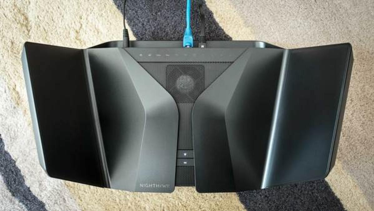 Netgear Nighthawk AX12
