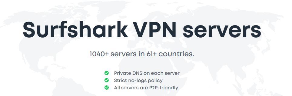 Più di 1000 server in 60 paesi