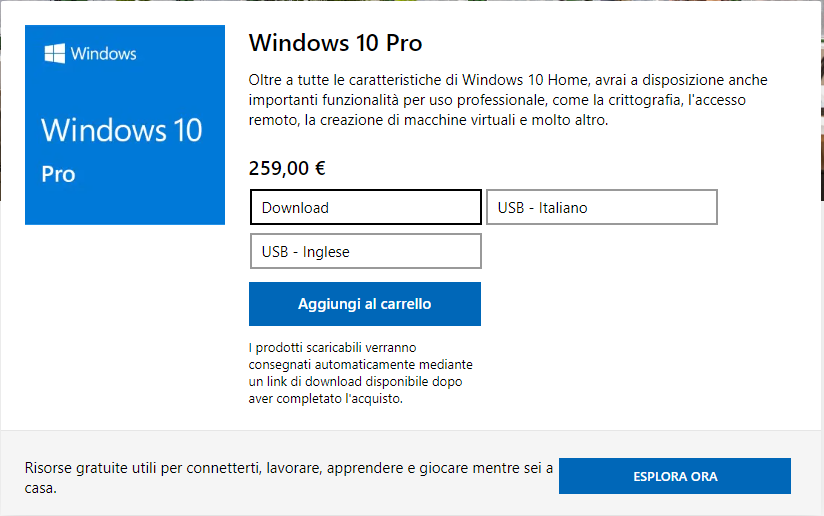 Windows 10 Home vs Pro