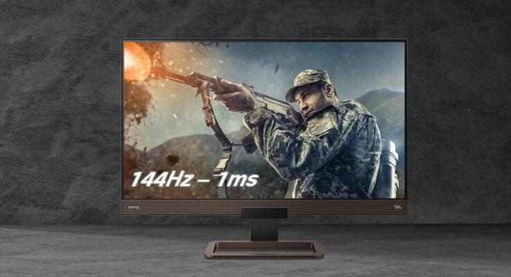 Monitor 144Hz: Il Miglior Monitor Gaming 144Hz 2020 (4K, 2K, 1 ms, Economico)