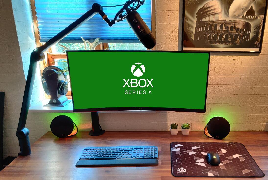 Monitor per Xbox Series X